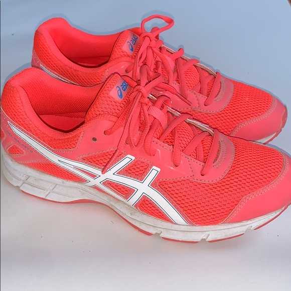 Asics Shoes   Running Neon Pink Us 6